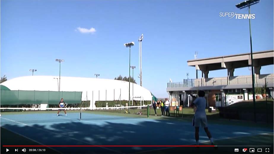 Circolando al Circolo Tennis Melfi